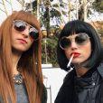 """La Casa de Papel"":Alba Flores (Nairobi) eÚrsula Corberó (Tóquio) são grandes amigas também na vida real"