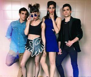 """""""La Casa de Papel"""": quem tem saudade desse quarteto?"""