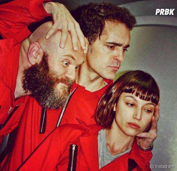 """La Casa de Papel"": como não amarBerlim (Pedro Alonso),Helsinki (Darko Peric) eTóquio (Úrsula Corberó)?"