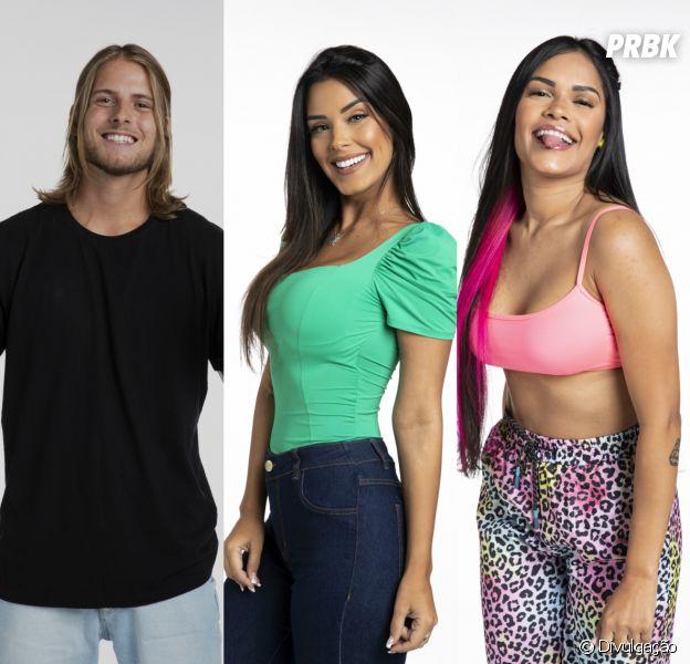 """""""BBB20"""": Daniel, Ivy ou Flay, quem sai no próximo paredão? Vote na nossa enquete"""