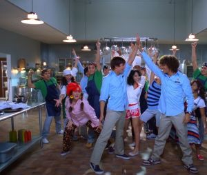 """High School Musical 2"" estreou no Disney Channel dia 7 de outubro de 2007"