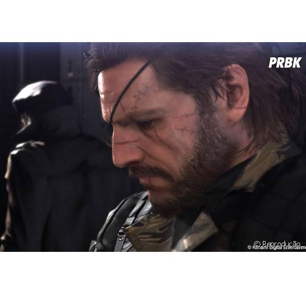"""""""Metal Gear Online"""" vai retornar junto com """"Phantom Pain"""""""