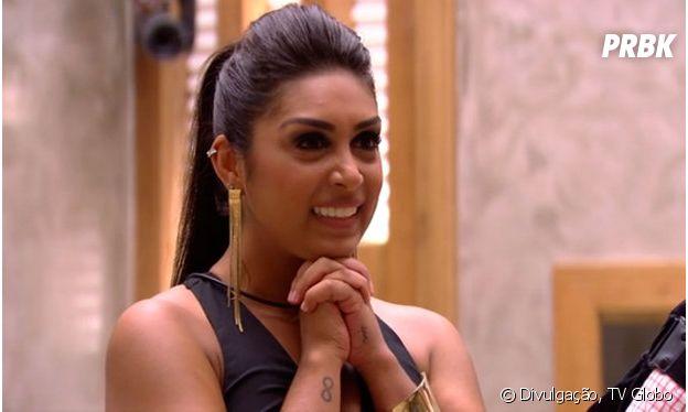 "Amanda participou do ""BBB15"""