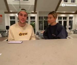 """""""The Biebers"""": Justin Bieber e Hailey Bieber estrelam reality show pelo Facebook"""