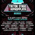 """""""TikTok Stage HIPHOPPLAYA"""": veja quais são os grupos que irão se apresentar no dia 27 de maio"""