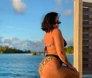 Demi Lovato faz desabafo sobre engordar durante a quarentena