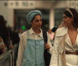 """Elite"": Nadia (Mina El Hammani) e Lucrecia (Danna Paola) se despediram da série"