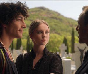 """""""Elite"""": Carla (Ester Expósito) e Valerio (Jorge Lopez) também deixaram a série"""