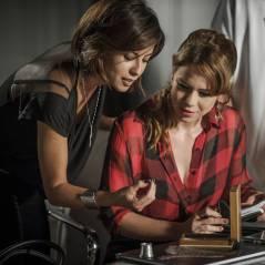 """Novela """"Império"""": Cristina e Maria Clara armam o maior barraco na empresa!"""