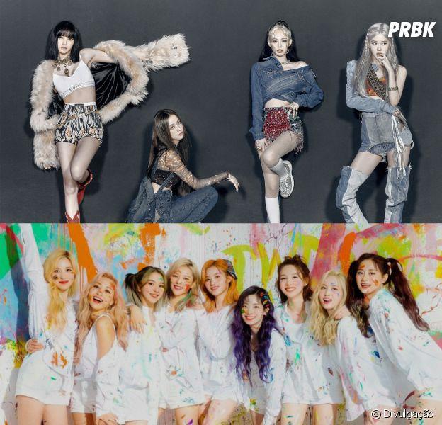 BLACKPINK ou Twice: qual girlgroup combina mais com voocê?