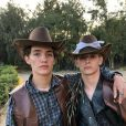 Now United: Noah e Josh já fizeram vários posts no Instagram com saudades um do outro e dos integrantes do grupo