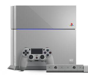 Sony lança PS4 com mesmo esquema de cores do PS1 para comemorar 20 anos