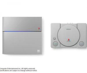 Playstation 4 ganha ar retrô para comemorar 20 anos da marca