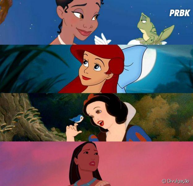 Quiz Disney: você sabe qual é a idade das princesas?