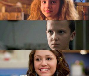 De Miley Cyrus a Millie Bobby Brown: 9 atores que realmente eram novos quando interpretaram adolescentes em filmes e séries