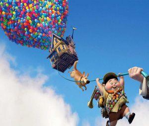 """""""Up - Altas Aventuras"""" é uma das animações mais bem-sucedidas da Pixar/Disney"""