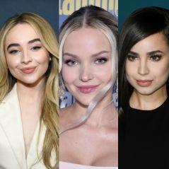 Você é mais Dove Cameron, Sabrina Carpenter ou Sofia Carson? Responda este teste e descubra