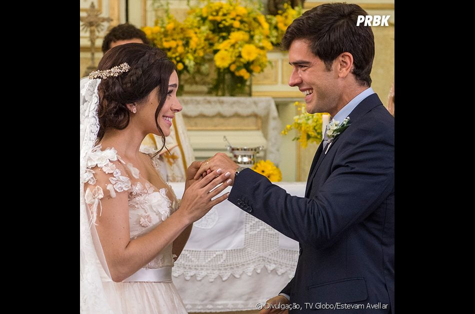 """""""Haja Coração"""": você lembra da história de Shirlei (Sabrina Petraglia) e Felipe (Marcos Pitombo)?"""