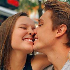 """Casados? Só na ficção! Larissa Manoela e Leo Cidade anunciam o musical """"Os Últimos 5 Anos"""""""