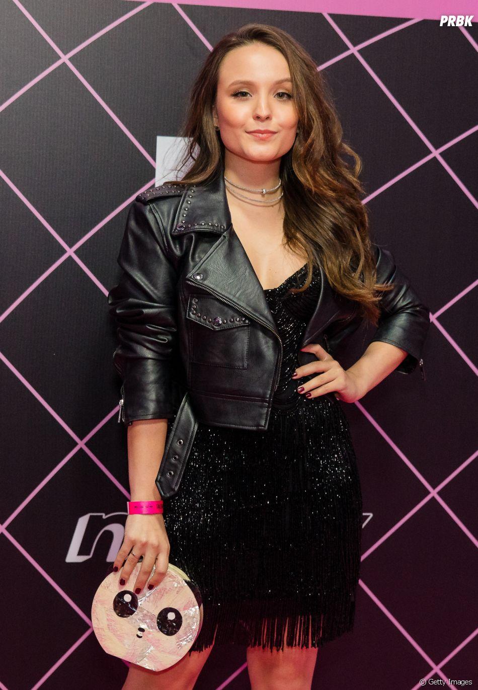 Larissa Manoela assinou contrato com a Globo este ano