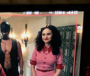 """""""Riverdale"""": o criador Roberto Aguirre-Sacasa publicou uma foto de Cheryl (Madelaine Petsch), Betty (Lili Reinhart) e Reggie (Charles Melton) na 5ª temporada"""