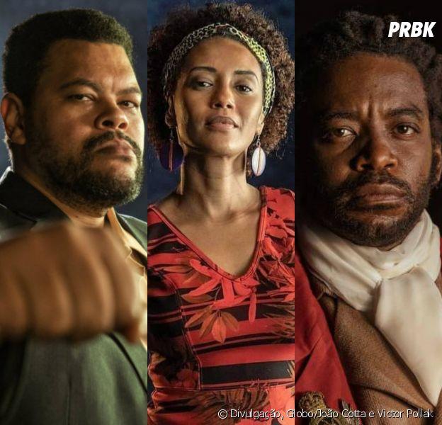 """""""Falas Negras"""": tudo sobre o especial da Globo do Dia da Consciência Negra"""