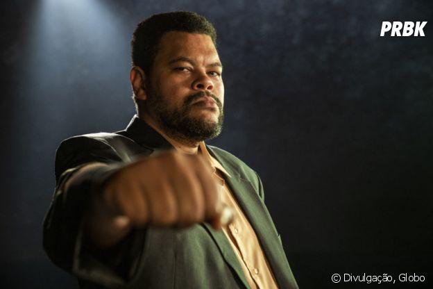"""""""Falas Negras"""": Babu Santana é Muhammed Ali"""