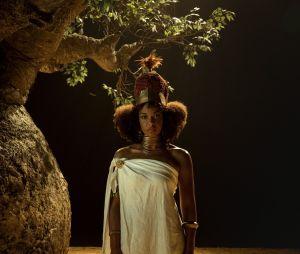"""""""Falas Negras"""":Heloisa Jorge interpreta Nzinga Mbandi no especial da Globo. Confira os teasers"""