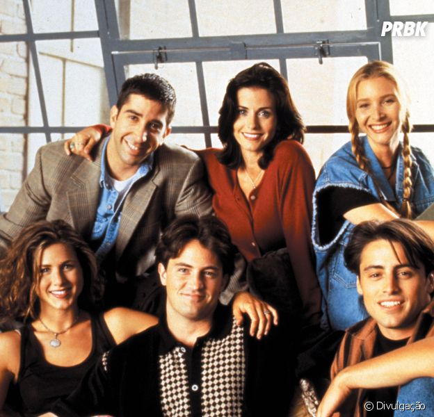 """""""Friends"""": todas as temporadas serão removidas da Netflix em 2021"""