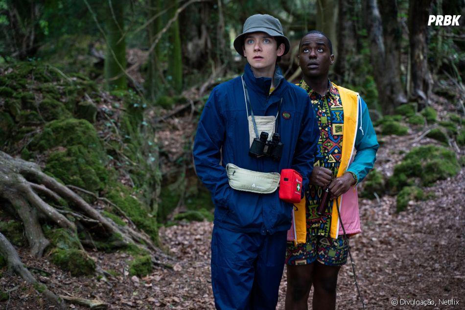 """""""Sex Eudcation"""": Asa Butterfiel diz que 3ª temporada terá passagem de tempo"""