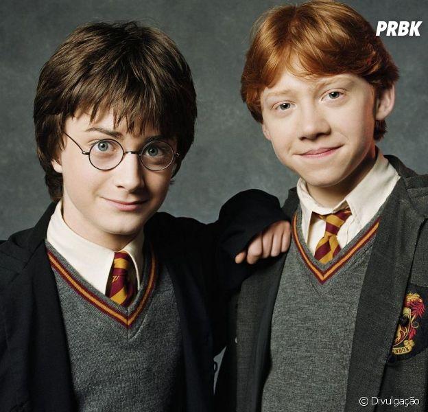 "Quiz ""Harry Potter"": quem disse estas frases, Harry ou Rony?"