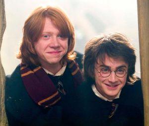 """""""Harry Potter"""": você consegue adivinhar quem falou estas frases, Harry ou Rony?"""