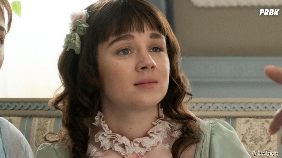"Quiz ""Bridgerton"": será que você é maisEloise (Claudia Jessie)?"