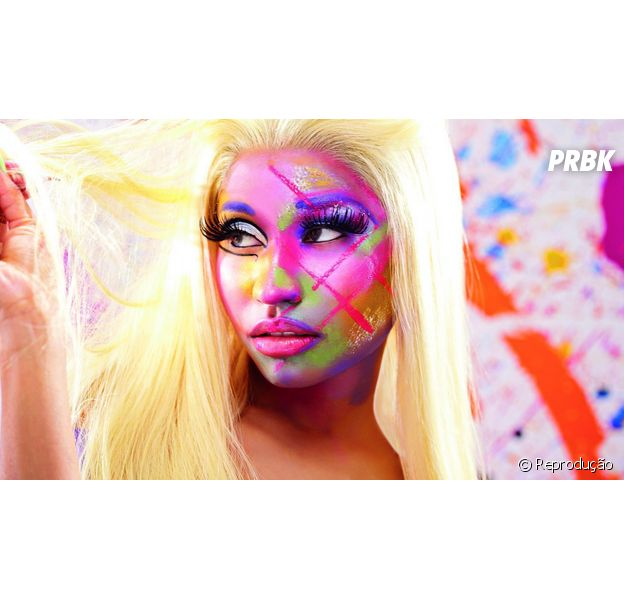 Nicki Minaj anuncia vinda ao Brasil através do Twitte