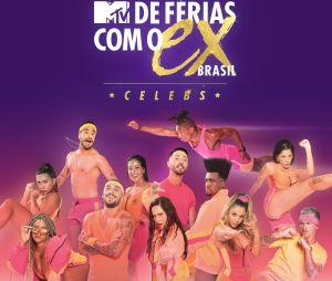 """""""De Férias com o Ex Brasil Celebs"""": conheça os participantes da nova temporada"""