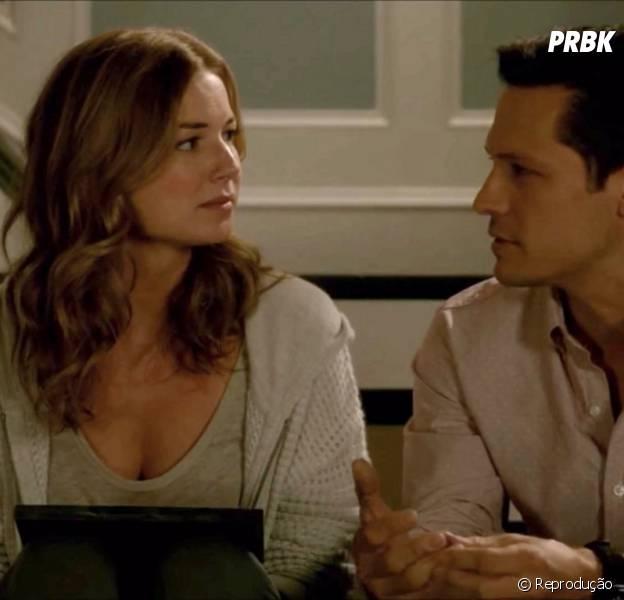 "Jack (Nick Wechsler) e Emily (Emily VanCamp) vão se aproximar em ""Revenge"""