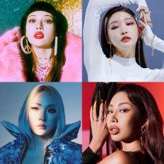Conheça 5 solistas do K-Pop que são puro girl power