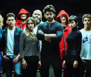 "Última parte de ""La Casa de Papel"" pode estar perto de estrear, revela ator da série"