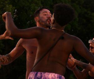 """""""De Férias Com o Ex Celebs"""": Rico Melquiades e Matheus Pasquarelli protagonizam barraco no terceiro episódio da 7ª temporada"""