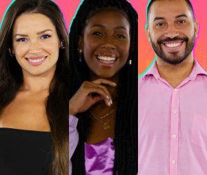 """Enquete """"BBB21"""": Juliette, Gilberto ou Camilla de Lucas, quem você não quer na final? Vote"""