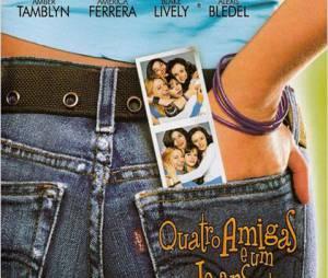 """""""Quatro Amigas e Um Jeans Viajante"""""""