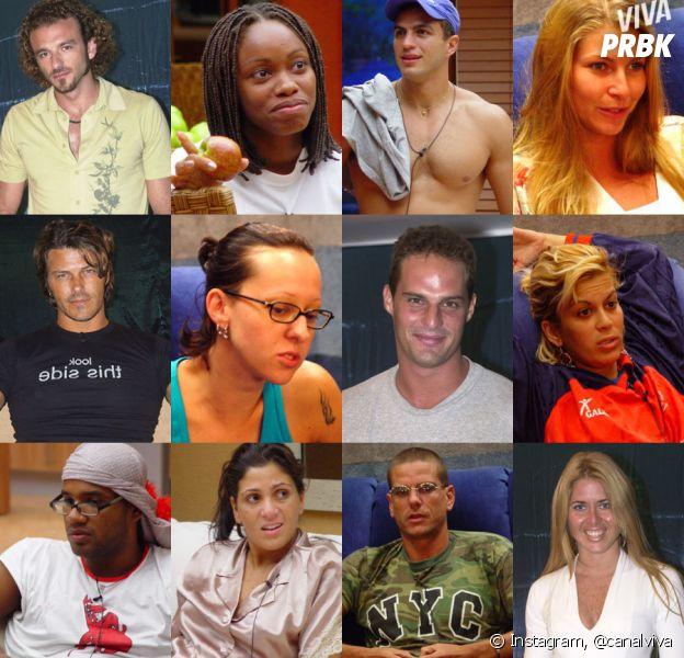 """""""BBB1"""": veja como estão os participantes após 19 anos da primeira edição do reality show"""