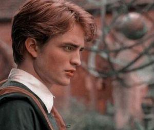 """""""Harry Potter"""": Robert Pattinson interpretou o bruxo Cedrico Diggory, que ganhou maior destaque no filme """"Harry Potter e o Cálice de Fogo"""""""