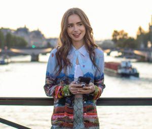 """""""Emily em Paris"""": novo interesse amoroso de Emily (Lily Collins) está confirmado na 2ª temporada"""