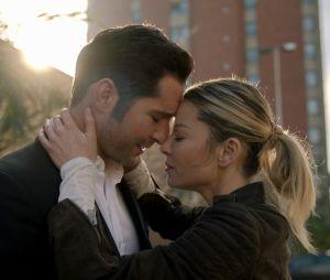 O casal Lucifer (Tom Ellis) e Chloe (Lauren German) continuam enfrentando obstáculos ns 5ª temporada
