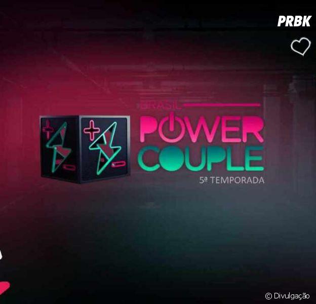 "Vote escolha seu casal favorito no reality ""Power Couple"""