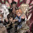 """Derivada de """"Castlevania"""" é confirmada pela Netflix com Richter Belmont e Maria Renard"""