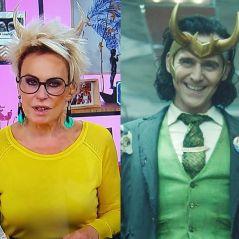 Ana Maria Braga ou Loki: quem leva a melhor nesta batalha de chifres?