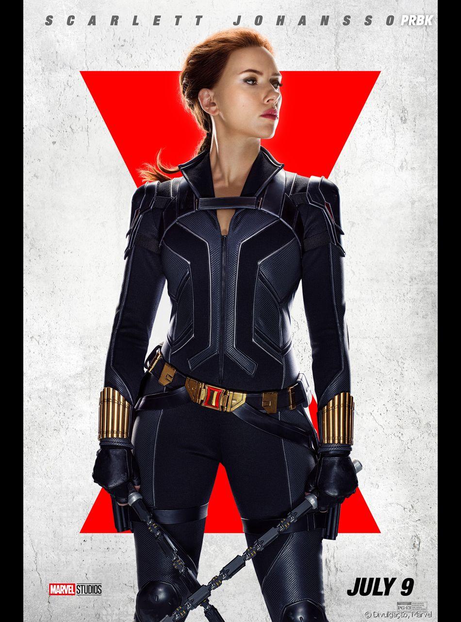 """""""Viúva Negra"""" será o próximo lançamento da Marvel nos cinemas"""