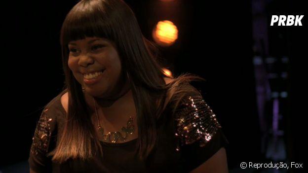 """Mercedes (Amber Riley), de """"Glee"""", é mais uma personagem negra que não teve o destaque merecido"""